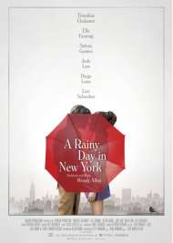 Filmwelt Verleihagentur: A rainy day in New York - Kino