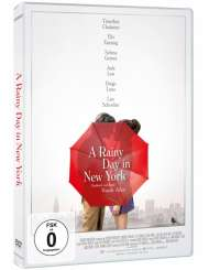 Filmwelt Verleihagentur: A rainy day in New York - DVD