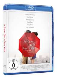 Filmwelt Verleihagentur: A rainy day in New York - BLU-RAY