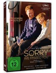 Filmwelt Verleihagentur: Sorry we missed you - DVD